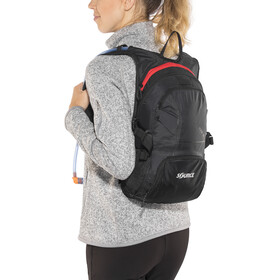 SOURCE Fuse Trinkrucksack 2+6l Black/Red